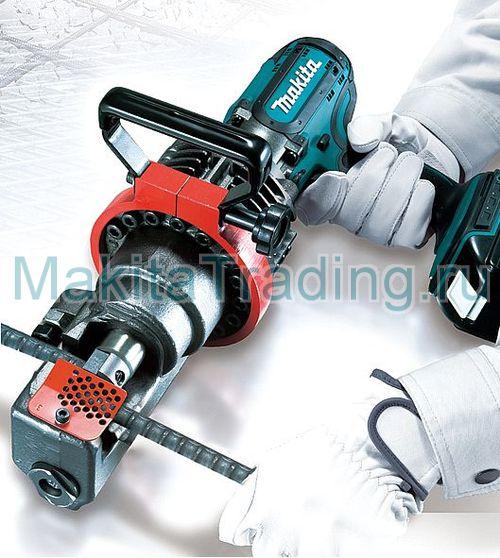 Аккумуляторные ножницы для резки стержней с резьбой Makita DSC 191 Z