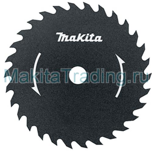 пильный диск для косы makita