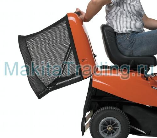 емкость для травы в мини тракторе prm0600