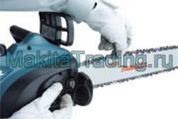 натяжение цепи в makita uc3520A