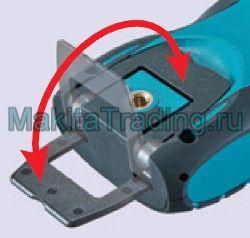Точное измерение от угла и из угла Макита ld080p