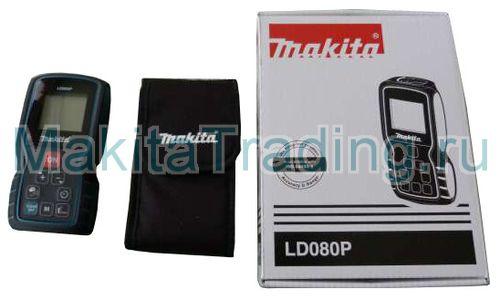 Лазерный дальномер Макита ld080p