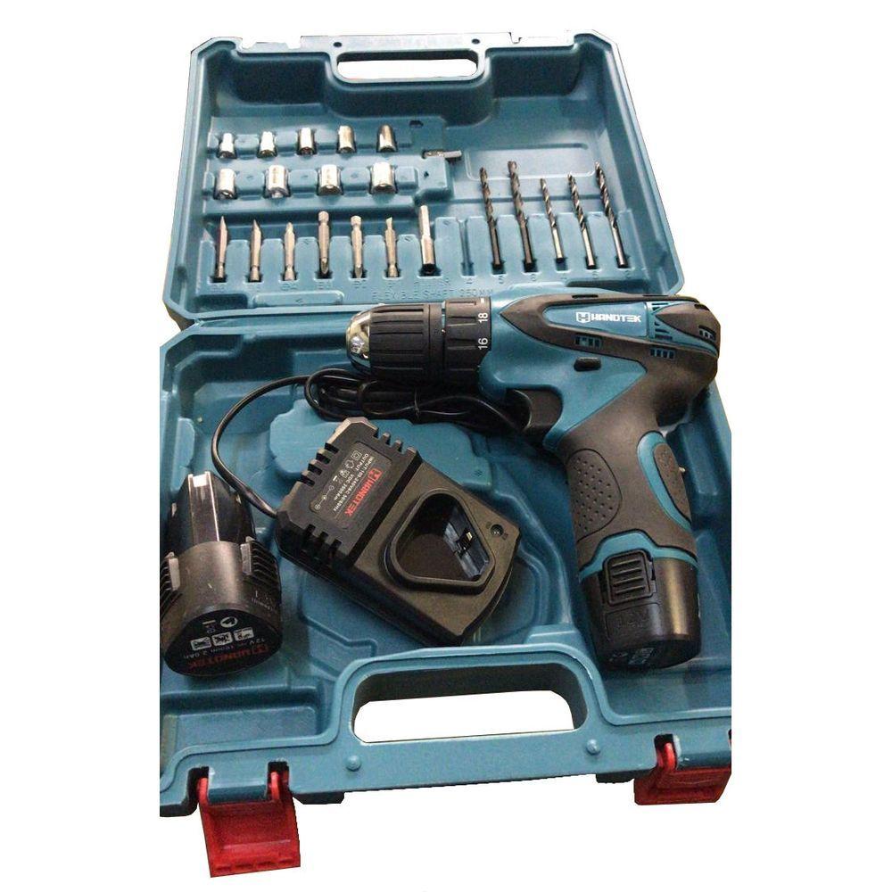 Аккумуляторная дрель-шуруповерт Handtek CD1830 L2 (CD1830L2)
