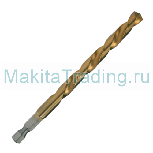 Сверло Makita HSS-TiN 11.5mm по металлу 5шт D-43511