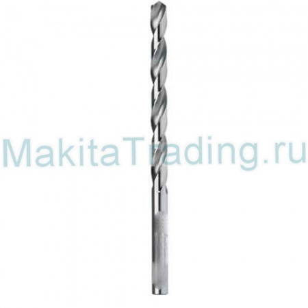 Сверло HSS-G удлиненное Makita P-63052 140x2.5mm