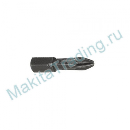 Биты Makita B-24963 PZ2 25mm 100шт