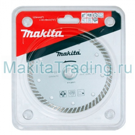 Диск алмазный Makita B-28064 Turbo 180x22.23/25.4мм