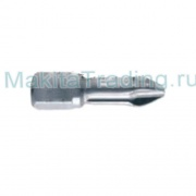 Биты Makita B-24511 PH1,2,3 25мм 3 шт PHILLIPS