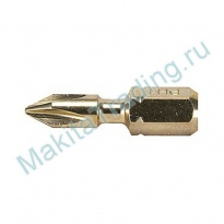 Биты Makita B-28313 PH2 для металла 50мм 2шт