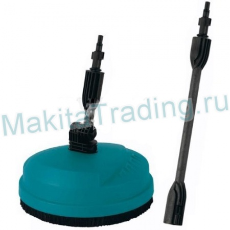 Насадка ротационная Makita HW41175 со щеткой для пола (Patio-Cleaner P-66488