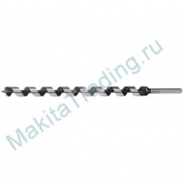 Сверло спираль Левиса Makita D-36186 165x38mm
